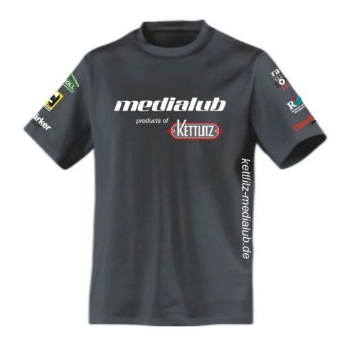 Kettlitz-medialub Lumberjack Cup 2019 T-shirt soufflés-édition limitée!