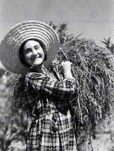 Vintage-Foto-Retrato-Agricultura-cosecha-Portugal-cartel-Art-Print-BB12366B