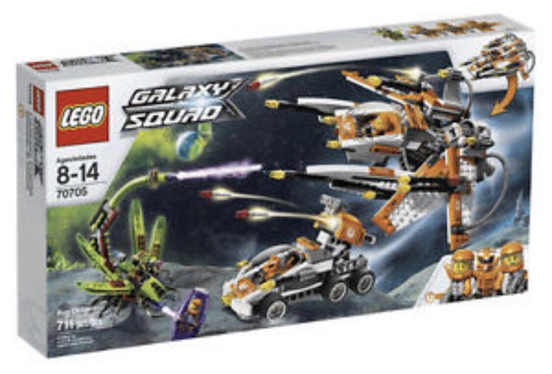 Lego 70705 - Galaxy Squad Bug