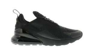 New-Nike-Air-Max-270-Men-Size-Casual-Running-Shoes-Triple-Black-AH8050-005