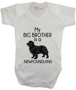 My Big Sister is a German Shepherd Baby Vest Baby Playsuit Baby Grow
