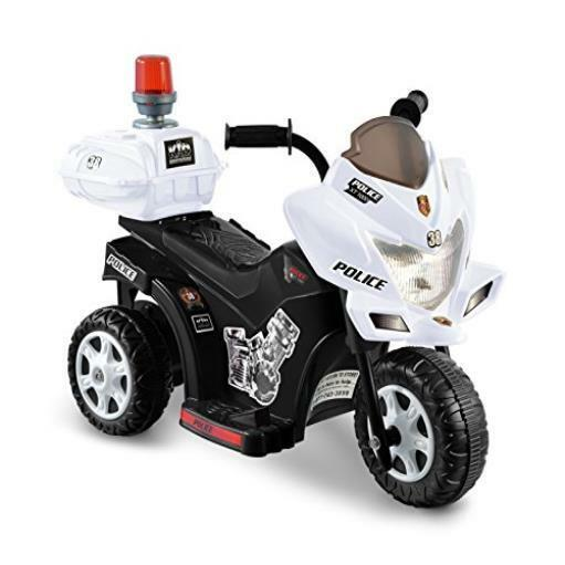Outdoor Toy Police Bike Toddler Toy Toy Toy Kids Ride On Motorcycle Battery Powered Scoo 4f4cf1