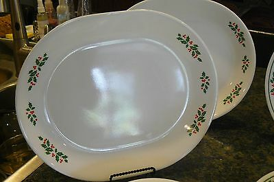 Corelle Holly Days Christmas dishes collection on eBay!