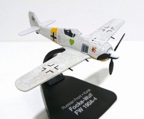 Spielzeugautos Oxford 1/72 Zweiter Weltkrieg Deutsche Luftwaffe Focke-Wulf Fw190a-4 Atlas
