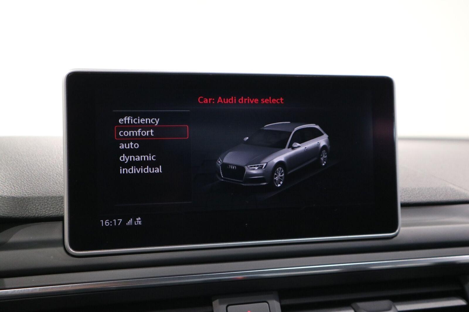 Audi A4 2,0 TDi 190 Sport Avant S-tr. - billede 9