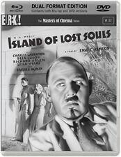 ISLAND OF LOST SOULS - DVD - REGION 2 UK