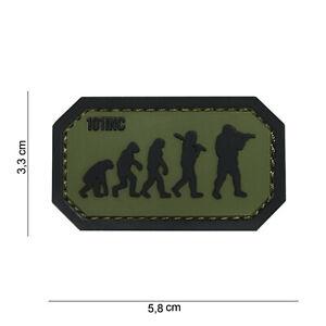 Airsoft Evolution Vert Noir Patch Velcro Airsoft Paintball Tactical-afficher Le Titre D'origine Sensation Confortable
