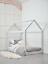 thumbnail 1 - Cox & Cox House Bedoom Modern White Bed - RRP £275