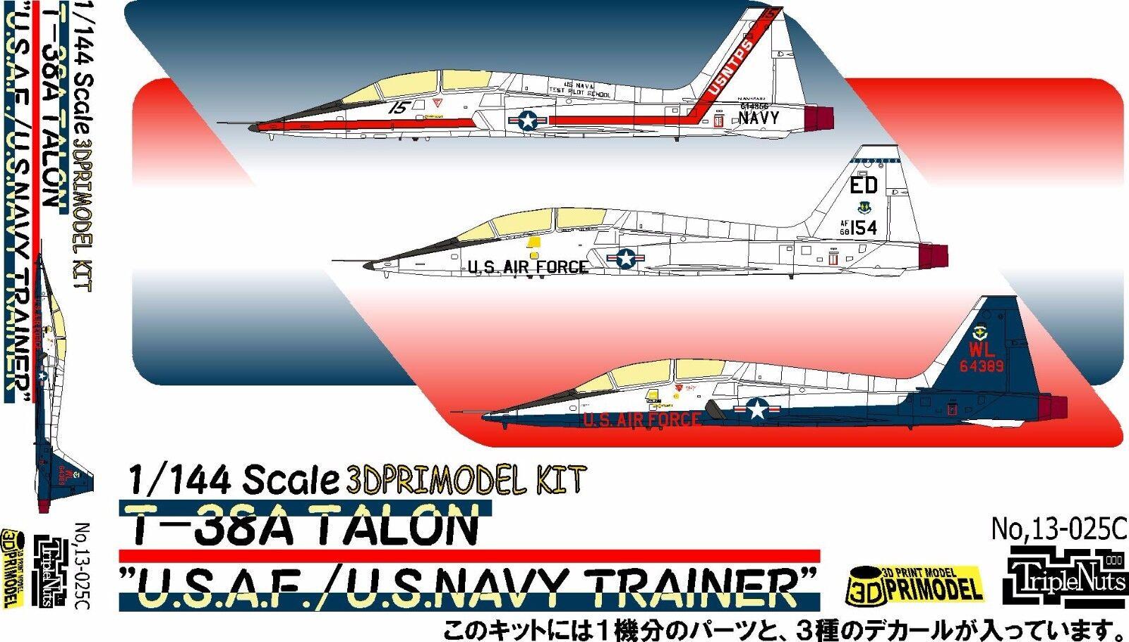 1 144 Modern Trainer   Northrop T-38A Talon [USAF USN]   Triple Nuts