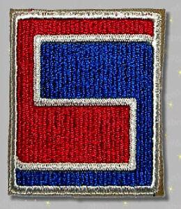 69th-Infantry-Division-Patch-1955-original-Military-Surplus-mint-condition