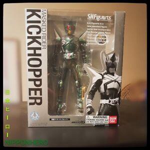 S-H-Figuarts-Kamen-Rider-Kickhopper-Kamen-Rider-Kabuto-BANDAI-JAPAN-FIGURE