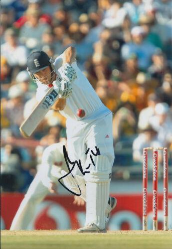 Jonathan TROTT Signed Autograph 12x8 Photo AFTAL COA England CRICKET ASHES