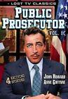 VG Public Prosecutor Volume 1 Lost Television Classics 2013 DVD