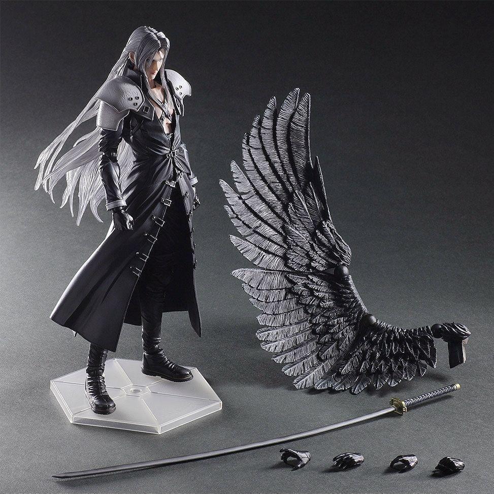 Anime - spiel final fantasy 7 vii 'kunst kai pvc - actionfigur modell.