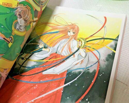 Card Captor Sakura Illustrations Art Book Collection 1 JAPAN Clamp Fan Books JP
