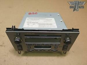 03-05-LEXUS-SC430-RADIO-CD-PLAYER-MARK-LEVINSON-86120-24391-OEM