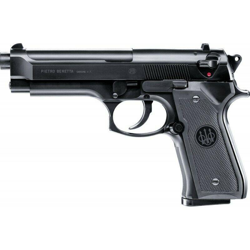 Pistola Airsoft GAS M9 Saigo Defense 320fps