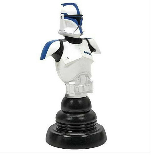 Star Wars Gentle Giant Club EXCLUSIVE CLONE TROOPER figure bust statue  RARE