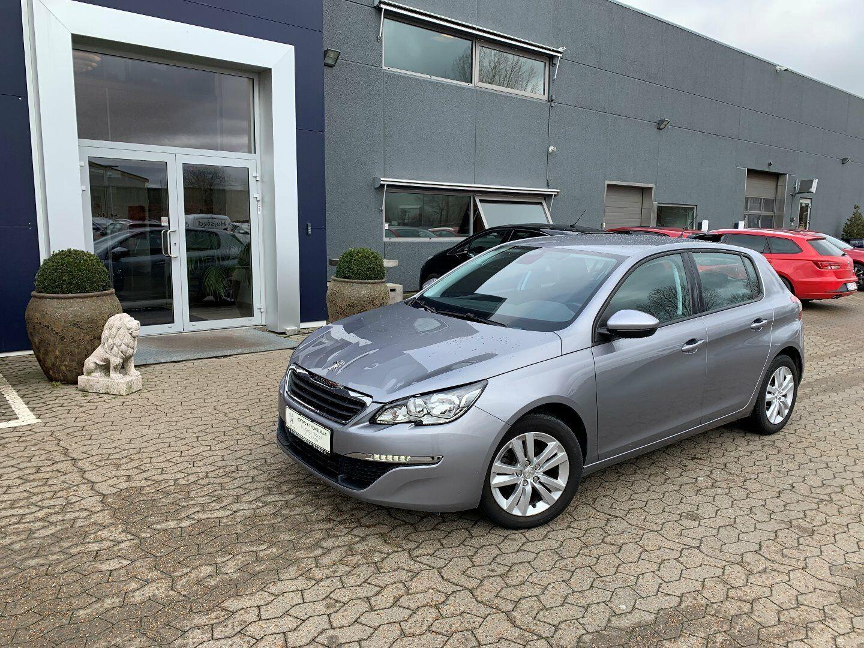 Peugeot 308 1,2 e-THP 110 Active 5d - 129.990 kr.