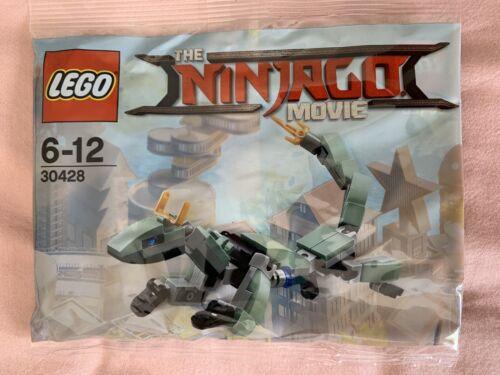 LEGO 30428 THE NINJAGO MOVIE Grüner Mech Drache Polybag ungeöffnet OVP