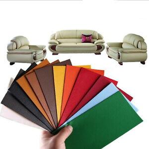 Autositz-Reparatur-Flicken-30x20cm-PU-Leder-Selbstklebend-KFZ-PKW-10x20cm