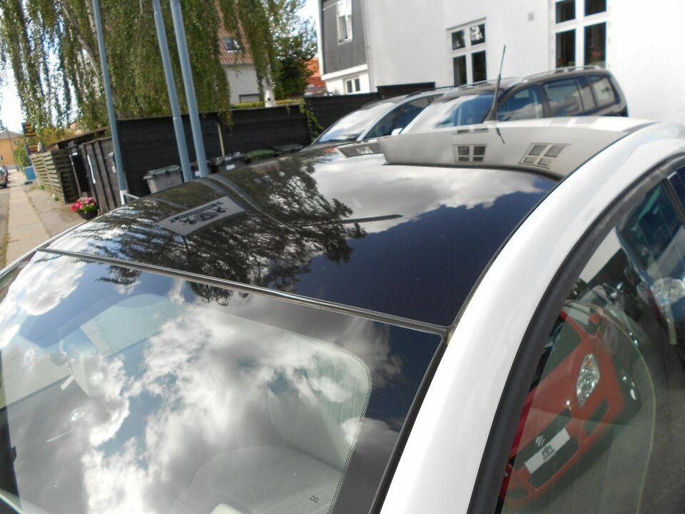 Fiat 500 1,2 Lounge Benzin modelår 2010 km 185000 Hvidmetal