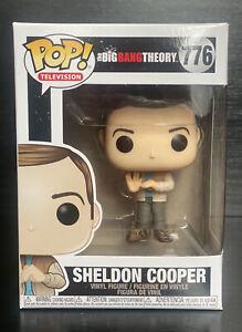 Pop-TV-The-Big-Bang-Theory-Sheldon-Cooper-776-Brown-Jacket-Funko-Pop-Vinyl