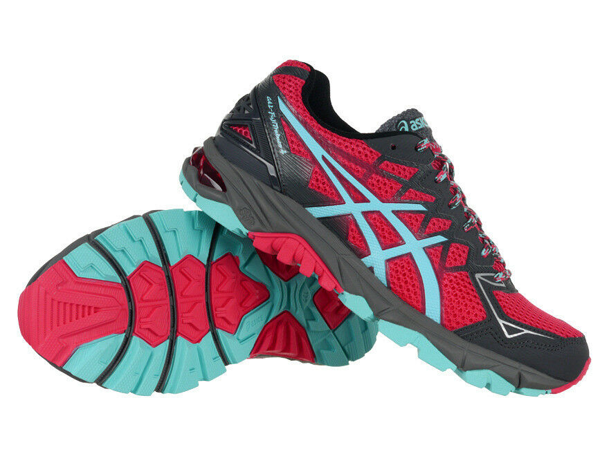 Asics Gel-FujiTrabuco 4 women's trail running shoes trainers The most popular shoes for men and women