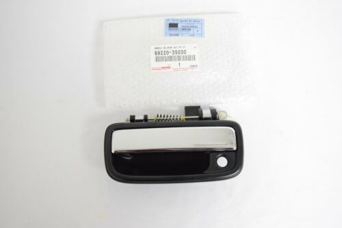 GENUINE TOYOTA TACOMA FRONT DRIVER/'S OUTSIDE DOOR CHROME HANDLE 69220-35030 OEM
