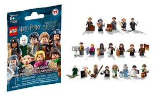 Lego-71022-Minifigure-Harry-Potter-and-Fantastic-Beasts-Mystry-bag-Sealed