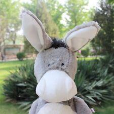 Stuffed Animals 50CM donkey gray soft toys plush doll kids gifts