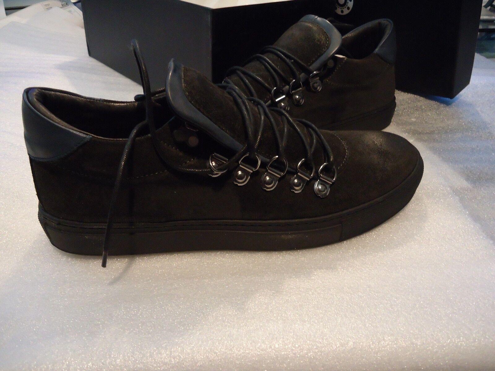 BcourirO BORDESE Chaussures en cuir, UE Taille - 44, US-10 1 2. Fabriqué en Italie. Superbe