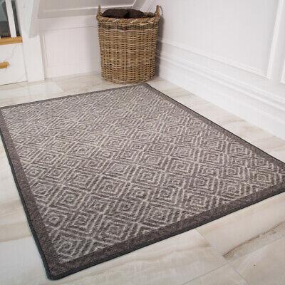 grey non slip kitchen rug washable dirt catcher hallway