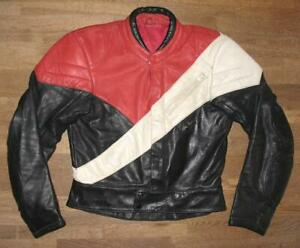 034-Dieter-Braun-034-Men-Motorcycle-Combination-Leather-Jacket-Biker-Jacket