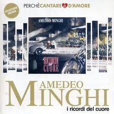 """AMEDEO MINGHI """"I RICORDI DEL CUORE"""" (COLLEZIONE PRIVATA)"""