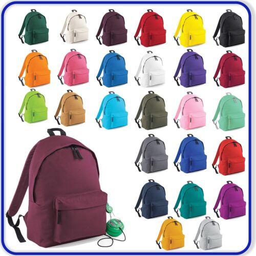 Student Boys Girls School College Backpack Fashion Retro Rucksack Travel Bag