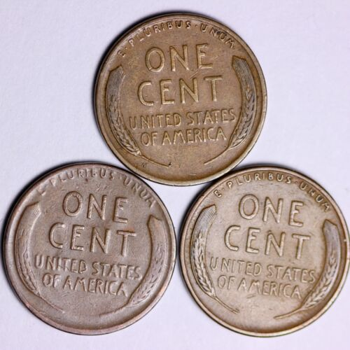 1935-D FREE S//H 1935-S  Lincoln Wheat Cents LOWEST PRICES ON THE BAY 1935