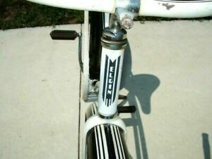 Stencils repaint headbadge design old prewar Elgin Sears 1930s bicycle bike vtg