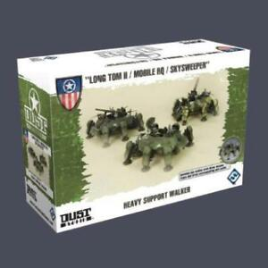 Dust-1947-Tactics-Heavy-Support-Walker-Long-Tom-II-Mobile-HQ-Sky-NEW