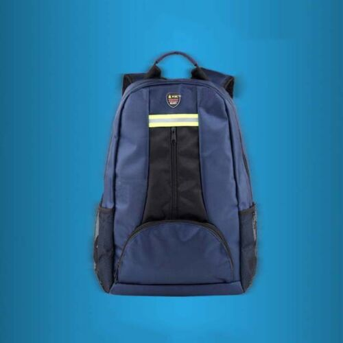 Waterproof Tools Bag Wear Resistant Oxford Repair Tool Backpack Black//Blue 1 Pcs