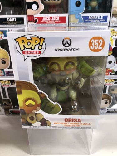 "Funko Pop Games-VEDETTA #352 orisa 6/"" SUPER dimensioni"