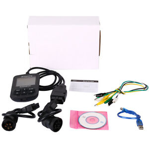 Details about Scania Renault Heavy Duty Diesel Truck Diagnostic Scan Tool  Code Reader Scanner