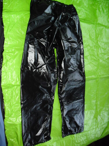 Glanznylon,hose Glossy Shiny PVC,Cal Surf Gr.S-2XL NEU Lack Pants nyltex