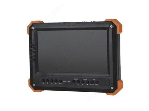 """X41TA 7/"""" LCD HD-TVI+AHD2.0 HD VGA CVBS Vidéo Caméra Tester Testeur 12V-Out MI"""