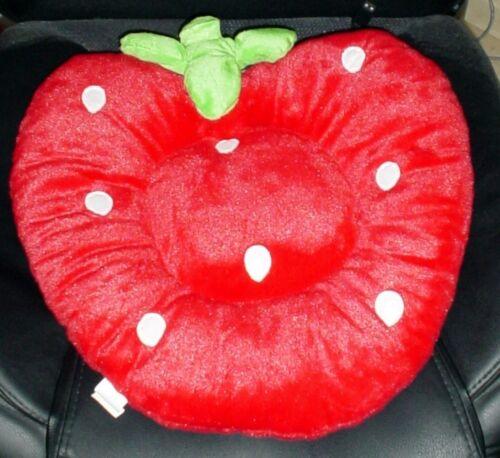 USB Wärmekissen Sitzkissen Erdbeere Sitzheizung  Stuhlkissen Kissen