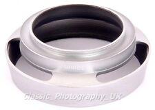 39mm Metal Lens Hood for LEICA Summicron 2/50mm ELMAR 1:2.8 f=5cm Summaron 35mm