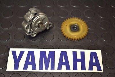 Yamaha Raptor 660 700 OIL PUMP GENUINE YAMAHA NEW 01-14 660R 700R YFM engine