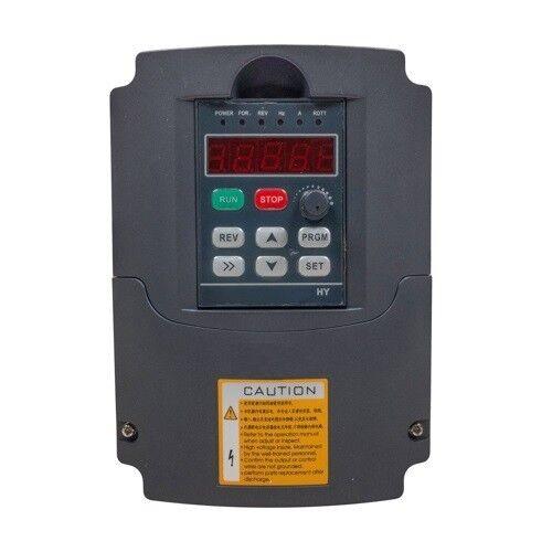 1.5KW VFD Spindle Inverter KL-VFD15 ,110VAC input