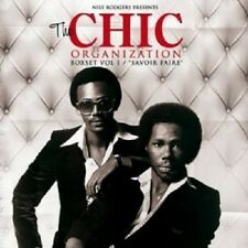 THE CHIC ORGANIZATION - NILE RODGERS PRESENTS:THE CHIC ORGANIZATION... 4 CD NEU