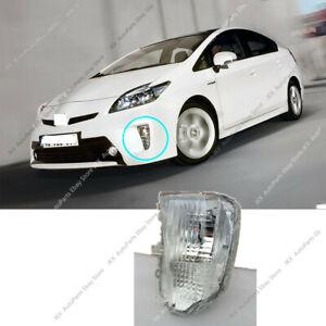 Right Side Front Bumper Light Turn Signal Lamp Assembly J for Toyota Prius 12-15
